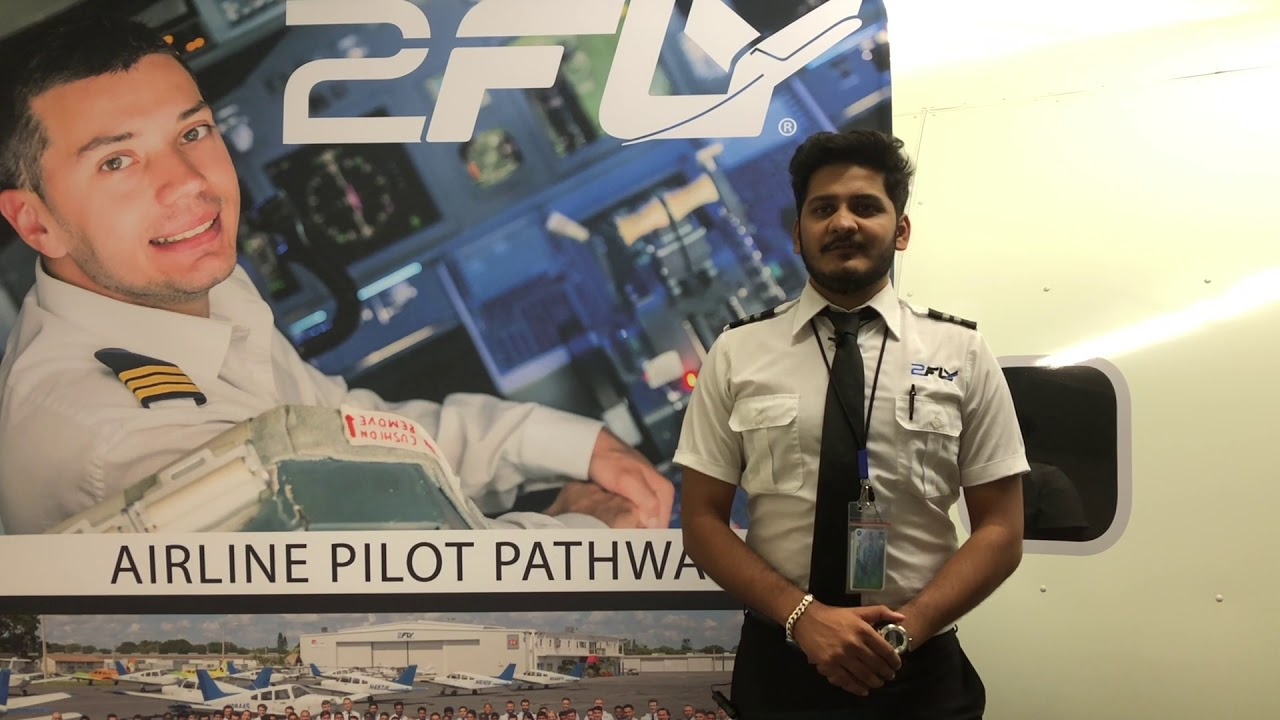 Professional Pilot Training - 2FLY AIRBORNE