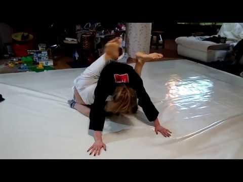 jiu jitsu 2020 Foxschool training 3