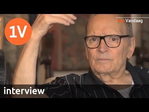 Interview met topcomponist Ennio Morricone
