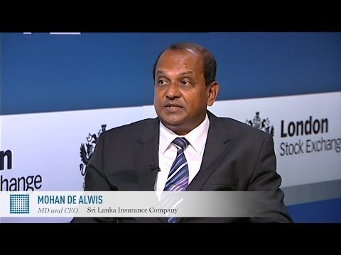 Mohan De Alwis on Sri Lanka's infrastructure | Sri Lanka Insurance | World Finance Videos