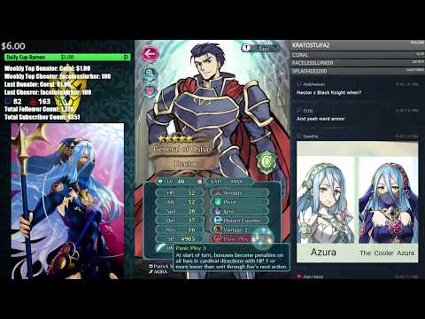 Summoning on Performing Arts Banner! Lucky Pulls!? Come Chat and Chill! :D 【Fire Emblem Heroes】