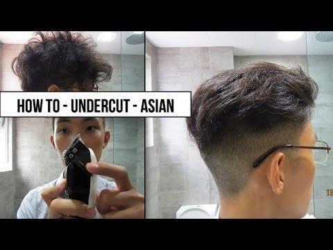 asian haircut tutorial
