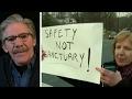 Geraldo Debates Surveillance Claims, Alleged School Rape video