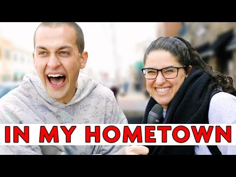 I INTERVIEWED STRANGERS FROM MY HOMETOWN IN DELAWARE | Chris
