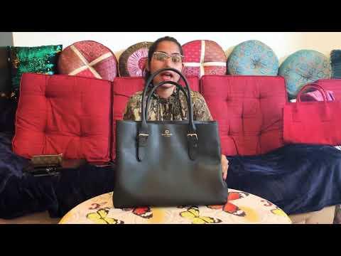 Kate spade handbag full review