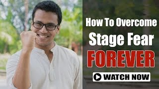 Video 3 Practical Tips on How to Overcome Stage Fear of Public Speaking or Stage Fright download MP3, 3GP, MP4, WEBM, AVI, FLV September 2018