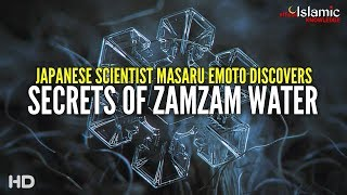 Secrets of zamzam water