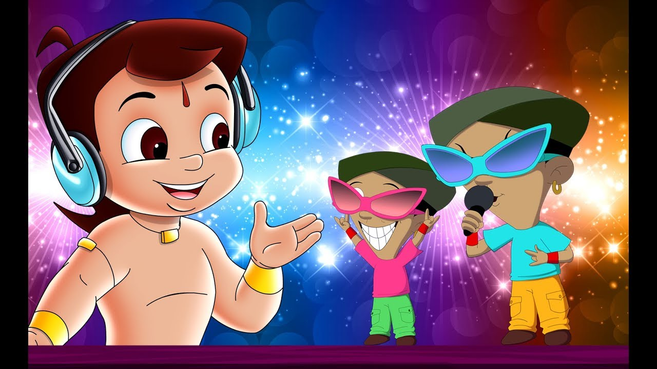 Chhota Bheem - Disco Dance Party Songs Compilation | DJ Music for Kids
