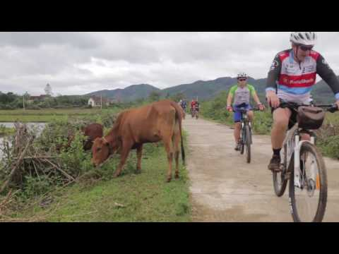 Cycle the Central Vietnam - SCC Charity Cycle Adventure 2016