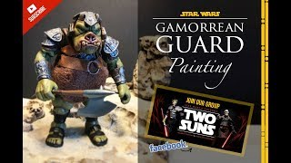 Gamorrean Paint Demo
