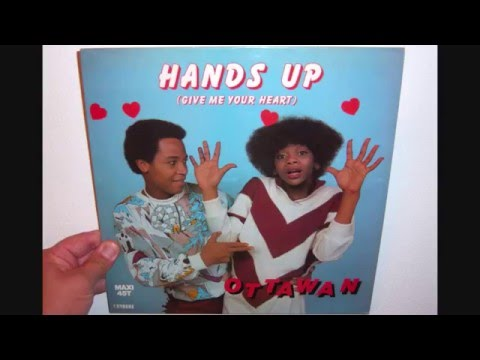 Ottawan - Hands up (give me your heart) (1981 12 ...