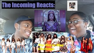 TRY NOT SING CHALLENGE (FIFTH HARMONY EDITION) & NO FRAUDS REACTION