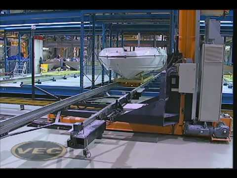 FinCraft Boats - VEC Technology - YouTube