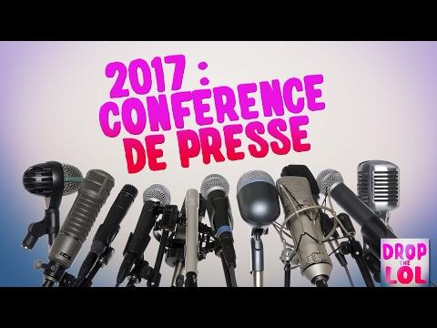 2017 : Conférence de presse