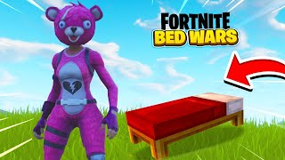 Fortnite - BED WARS protect your bed at all costs.