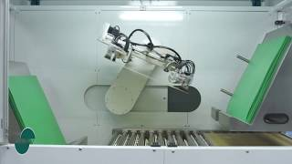 PCB Load & Unload (Adaptive Robot Handling)