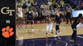 Georgia Tech vs. Clemson Women's Basketball Highlights (2019-20)
