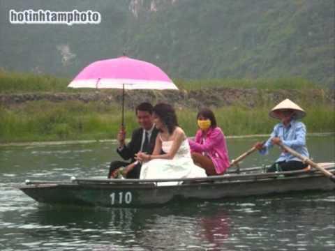 hotinhtam.cảnh đẹp Hoa Lư Ninh Bình.tháng 8 năm 2010.wmv