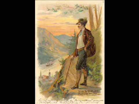 Deutsches Volkslied  Mein Vater war ein Wandersmann