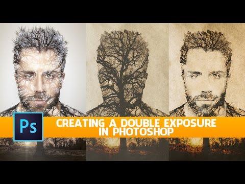 Photoshop a Double Exposure