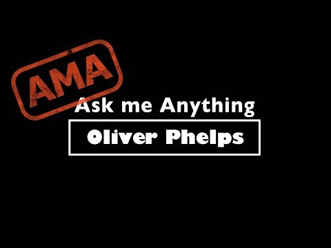 Ask Me Anything: Harry Potter star Oliver Phelps