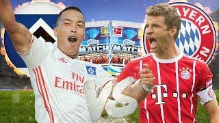 HSV vs FC Bayern München 0:1 Bundesliga Orakel