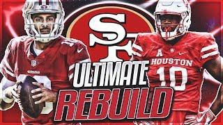 Jimmy Garoppolo MVP Form | SAN FRANCISCO 49ERS ULTIMATE REBUILD -- EP. 2