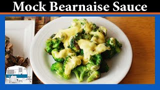 Broccoli With Mock Bearnaise - White Trash Cooking