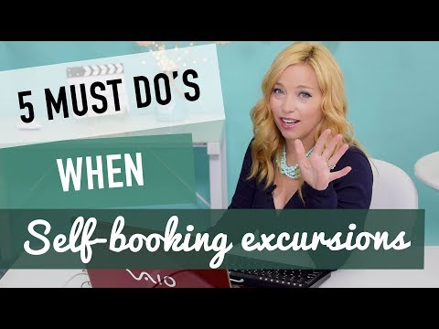 5 Must Do Things When Self Booking Cruise Excursions