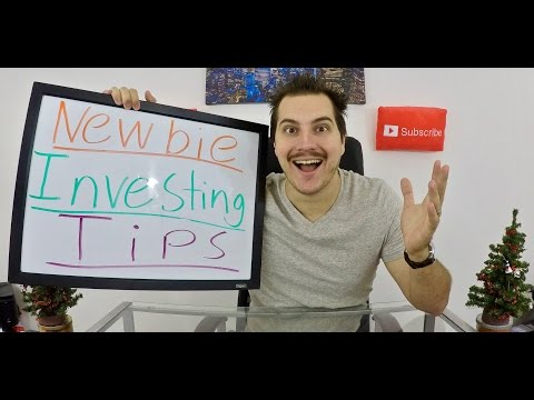 Stock Market for Beginners Tips! - Investing in Stocks for Beginners Tips!