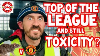 MAN UTD VANCAM | Top of The League But Still Toxicity ? | Scott McTominay Criticism Deserved ? |