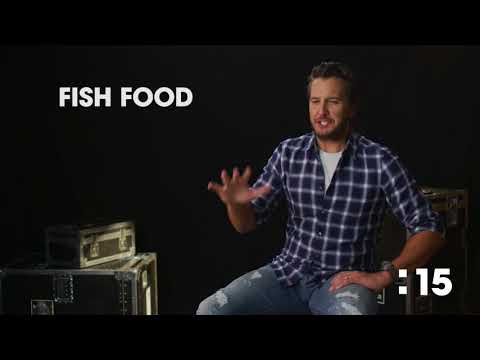 Luke Bryan RapidFire WHAT MAKES YOU COUNTRY in 30 secs