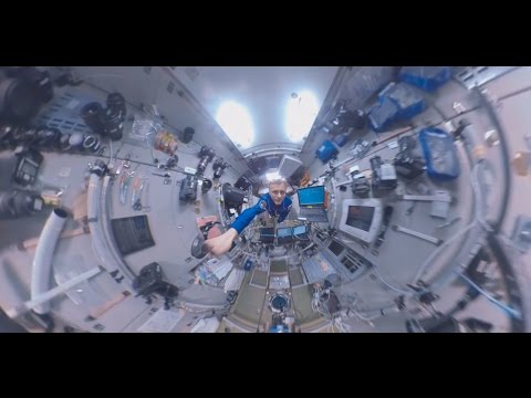 Space 360: Panoramic tour through cosmonauts' favorite locations on Intl Space Station