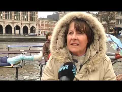 VRT Belgium national news broadcast Silent Sky Project#69