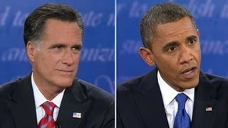 Final Presidential Debate 2012 Complete - Mitt Romney, Barack Obama on Foreign Policy