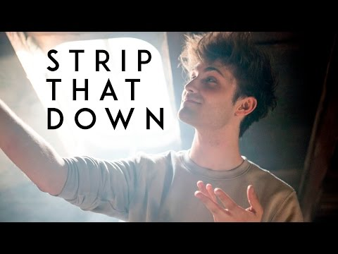Strip That Down - Liam Payne (cover) Chris Brenner
