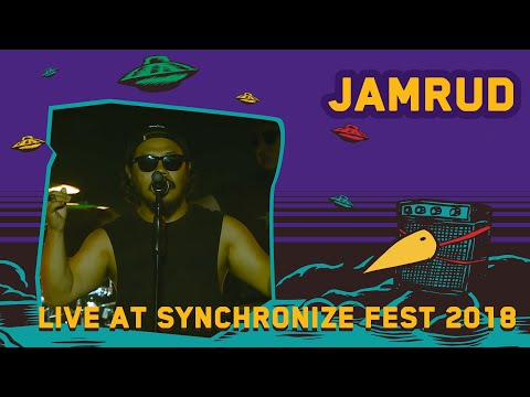 Jamrud Live At Synchronizefest 8 Oktober 2018