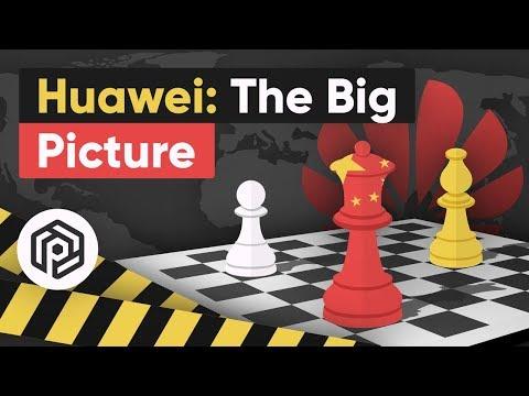 Huawei: The Big
