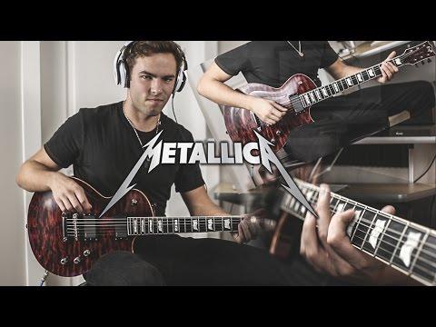 Metallica - Moth Into Flame - [Guitar Cover] (Multicam, Original Solo)