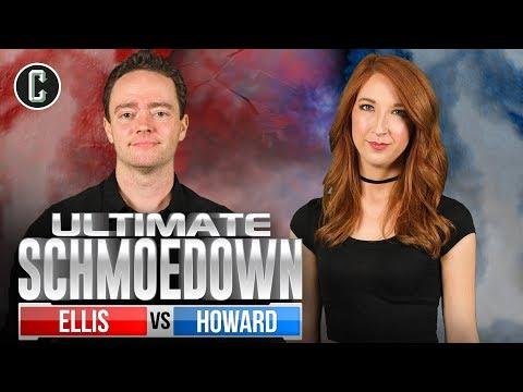 Mark Ellis VS Stacy Howard - Movie Trivia Schmoedown Round 1