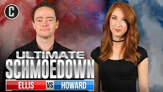 Mark Ellis VS Stacy Howard - Movie Trivia Schmoedown Round 1