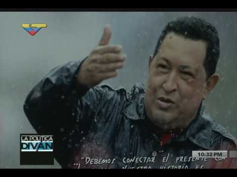 Adán Chávez entrevistado en La Política en el Diván con Jorge Rodríguez