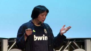 From 'fart people' to citizens on China's internet   Xiao Qiang   TEDxLiberdade
