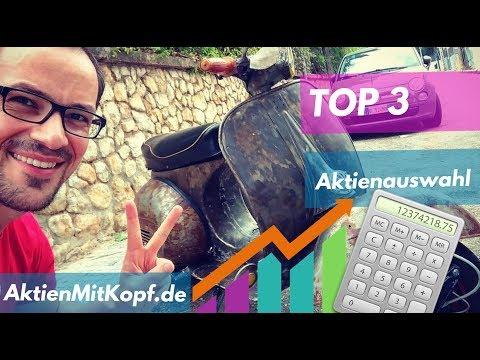 Meine TOP 3 Faktoren zur Aktienauswahl #PhilosophieAmFreitag
