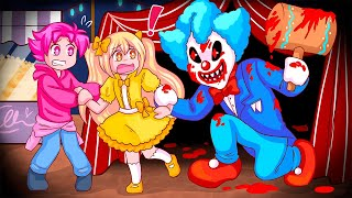 The Horror Amusement Park... (Roblox Story)
