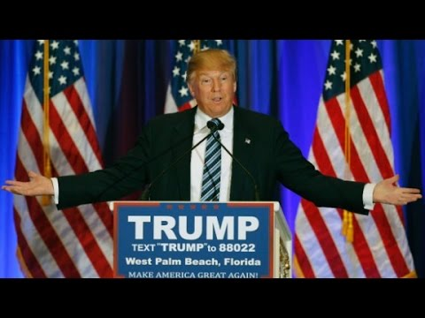 """Trump adviser: Trump not serious about liking """"peopl..."""