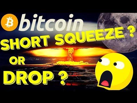 👀BITCOIN SHORT SQUEEZE or DUMP??👀bitcoin litecoin price prediction, analysis, news, trading