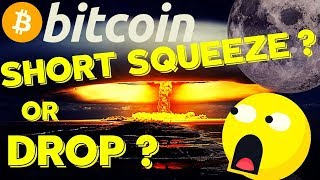 👀BITCOIN SHORT SQUEEZE or DUMP??👀bitcoin litecoin price prediction, analysis, news, trading