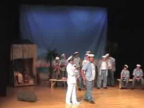 Downriver Theatre Company, South Pacific Act 1 Part 3