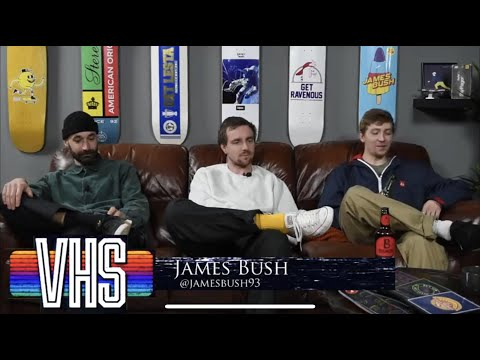 VHS S1E2 James Bush and Callun Loomes